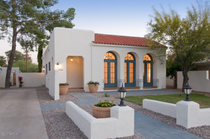 Tucson real estate record low prices in tucson az real for Building a house in arizona