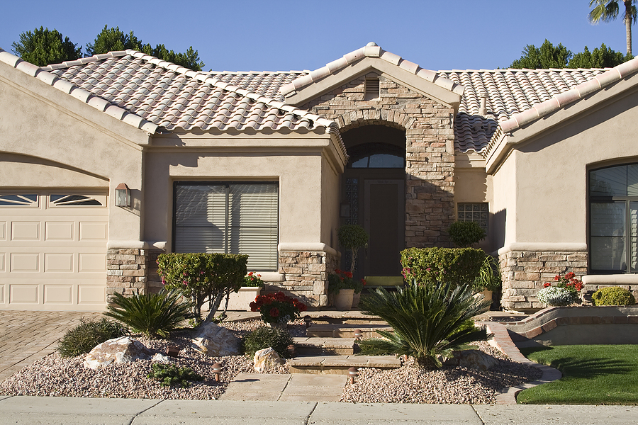 Tucson realty one of best housing market in the nation for Case moderne adobe