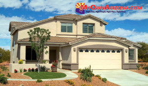 Richmond Homes in Marana AZ