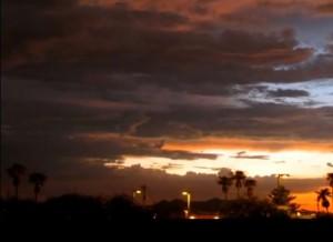 Tucson AZ Sunsets Time