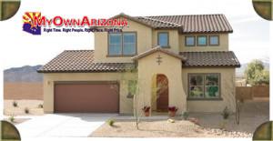 Richmond American Home Arizona Dove Mountain Marana Builder