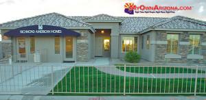 Richmond American Home Arizona Tucson Builder