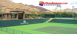 Gootter Grand Slam US Tennis Tournament Tucson AZ Ventana Resort