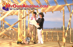 New Homes Builders Construction Boom in Northwest Tucson