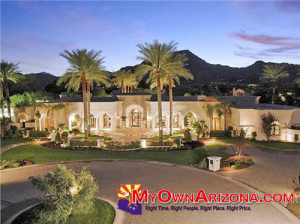 Mc Mansion Beautiful Large Homes Of AZ