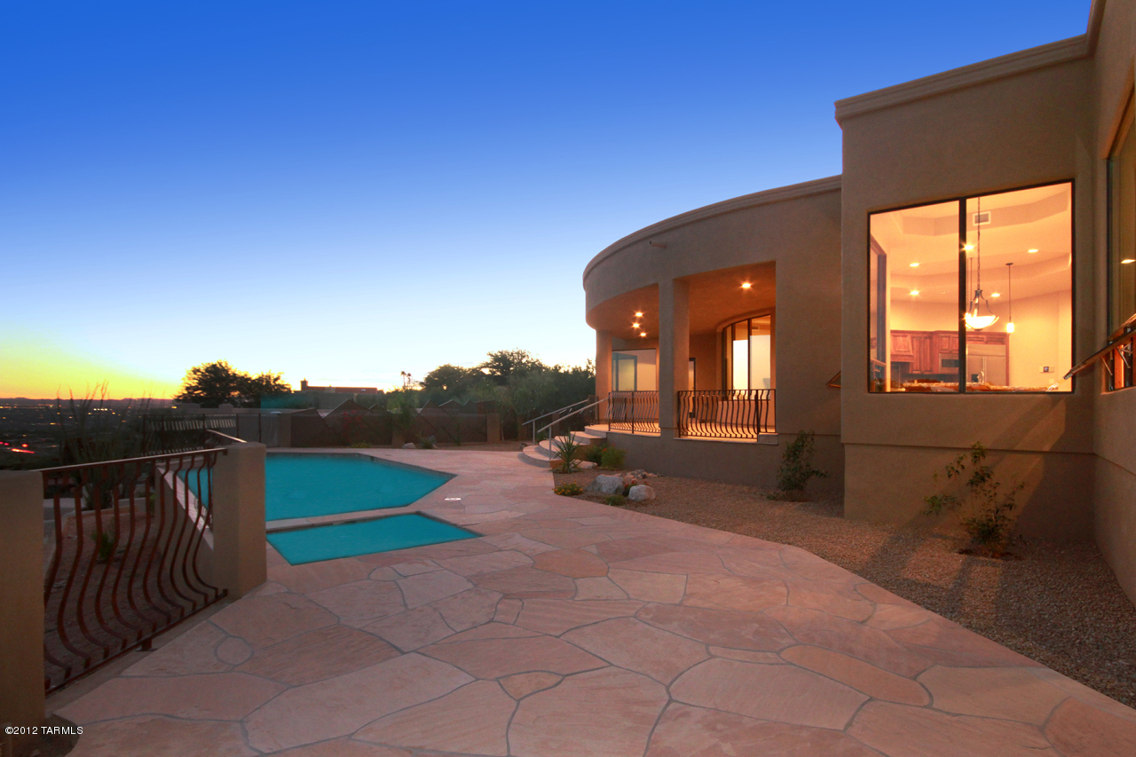 Ventana Canyon AZ Luxury Real Estate Marketing Luxurious Niche