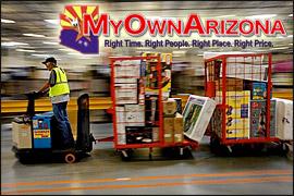 Arizona warehouse distribution center properties