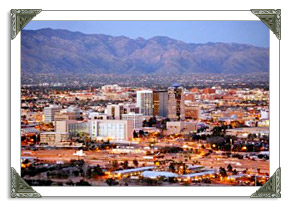 Tucson Economic Development Forecast in AZ