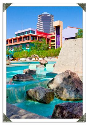 Tucson Statistics Information Center in AZ