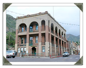Bisbee Mining and Historical Museum in AZ