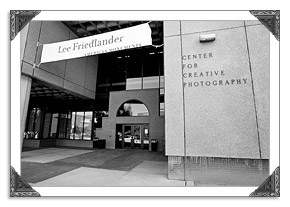 Centre for Creative Photography in Tucson AZ