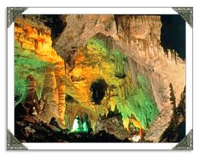 Colossal Cave Park AZ in Tucson