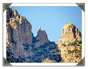 Finger Rock Trail in Tucson AZ