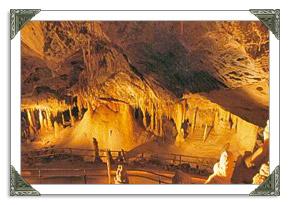 Kartchner Caverns State Park in AZ