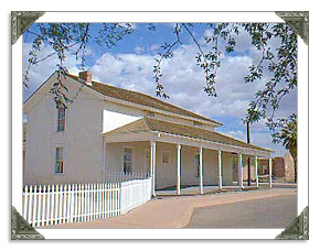 McFarland State Historic Parks in AZ