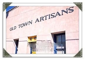 Old Town Artisans in Tucson AZ