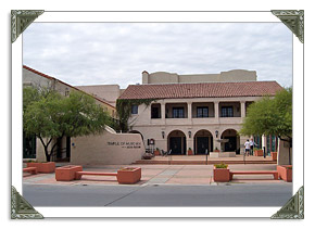 Temple Music Art Tucson in AZ