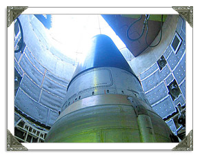 Titan Missile Museum Silo in Tucson AZ