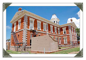 Tombstone Courthouse State Park in AZ