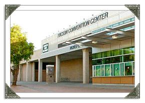 Tucson Convention Center TCC in AZ