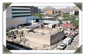 Tucson Presidio Presidio San Augustin del Tucson