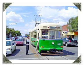 Tucson Trolley in Old Pueblo Trolleys