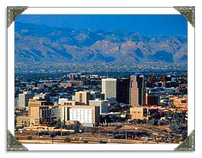 Tucson Visitors Bureau in AZ