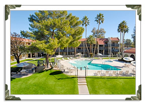 Tucson Adult Community Retirement Apartments in Arizona