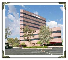 Tucson Commercial Building in Arizona