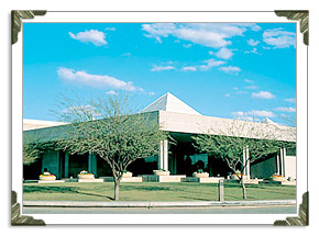 Tucson Downtown Convention Center Meeting Facilities in Arizona