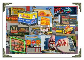 Tucson Fast Food and Chain Restaurants in Arizona