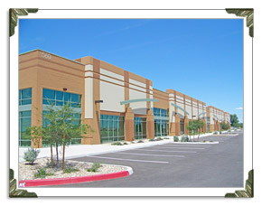 Tucson Industrial Business Park in Arizona