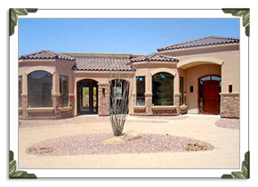 Tucson new home builders in tucson new homes builder best for Building a house in arizona