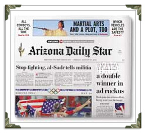 Tucson Newspaper AZ Newspapers in Arizona