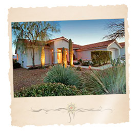 Sun City Vistoso Arizona Community Homes in Tucson, AZ