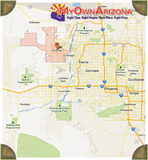 Surprise AZ Homes For Sale and Real Estate