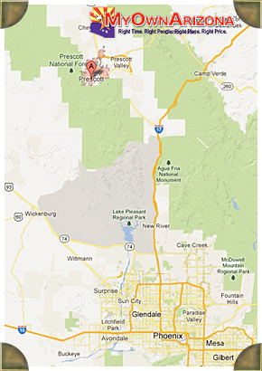 Prescott AZ Home For Sale and Real Estate