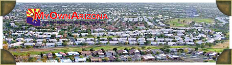 Best Neighborhoods of Phoenix Market AZ Map
