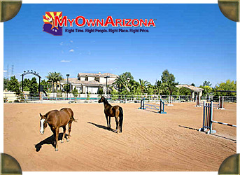 Phoenix Horse Property AZ Equine Equestrian Estates Farms Ranches For Sale