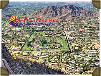 Phoenix Golf Homes in Phoenix Golf Club Community Land in Arizona