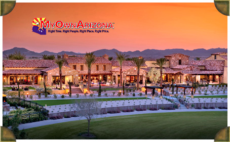 Phoenix AZ Retirement Communities for Over 50 Plus Active Adults