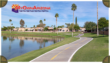 Retirement Communities in Phoenix AZ - Over 55 Plus Adult Retirement Community Senior Living