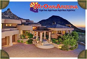 Estancia AZ Homes in Scottsdale
