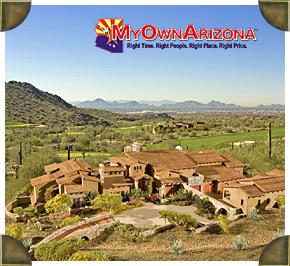 Scottsdale Mountain Homes AZ Real Estate