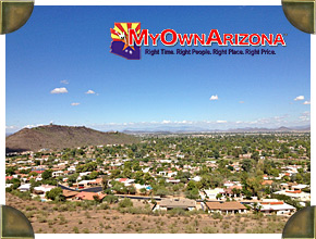 Moon Valley in Phoenix AZ Real Estate