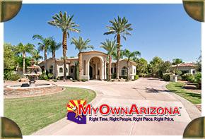 Blackstone at Vistancia Peoria AZ Luxury For Sale