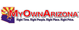 The  MyOwnArizona™ Lending Group Sign
